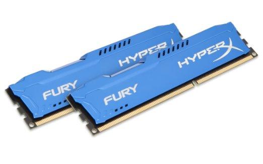 Memoria RAM DDR3 Fury Hyper